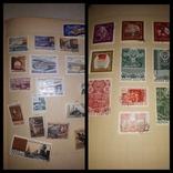 Альбом с марками СССР и других стран 630шт photo 7