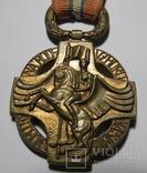Чехословацкая революционная медаль, 1918 года., фото №3