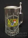 Коллекционная пивная кружка. ALWE. Bayern. Германия. (00484)