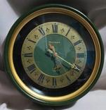 Большие настенные часы Янтарь.