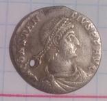 Констанций II. Силиква. Аквилея, 340-350
