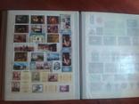 Альбом+728 марок**___№12 photo 17