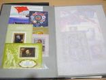 Альбом с блоками 200шт без повторок ссср с 1гр чистие photo 5