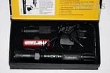 Фонарик аккумуляторный POLICE BL-1111 с электрошокером photo 5