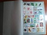 Альбом+451 марка+15 блоков без СССР photo 2