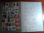 Альбом+451 марка+15 блоков без СССР photo 3
