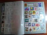 Альбом+451 марка+15 блоков без СССР photo 4