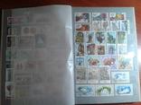 Альбом+451 марка+15 блоков без СССР photo 6