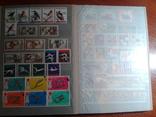 Альбом+451 марка+15 блоков без СССР photo 7