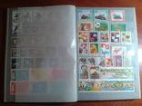 Альбом+451 марка+15 блоков без СССР photo 8