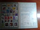 Альбом+451 марка+15 блоков без СССР photo 11