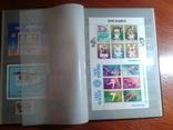 Альбом+451 марка+15 блоков без СССР photo 14