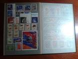 Альбом+451 марка+15 блоков без СССР photo 17