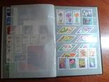Альбом+451 марка+15 блоков без СССР photo 18