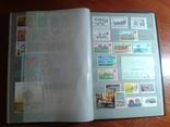 Альбом+451 марка+15 блоков без СССР photo 20