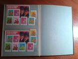 Альбом+451 марка+15 блоков без СССР photo 21