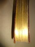 1889 Подарочная религиозная книга в позолоте с тиснением photo 2