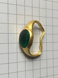 Римское золотое кольцо