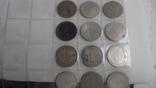 Альбом + монеты(52 монеты серебра)+114 монет разного метала