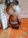 Олимпийский мишка ЛФЗ клеймо знака качества