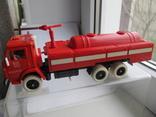 КАМАЗ-53213 пожарник. АРЕК 1:43