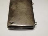 Старинная женская сумочка.Серебро 198 гр.84 проба. photo 5