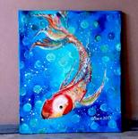 Рибка коі photo 1