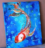 Рибка коі photo 2
