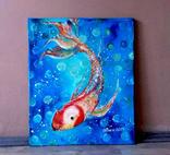 Рибка коі photo 3