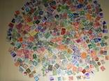 Интересный лот марок. 500 шт. photo 2