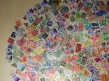 Интересный лот марок. 500 шт. photo 3