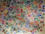 Интересный лот марок. 500 шт. photo 4