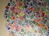 Интересный лот марок. 500 шт. photo 7