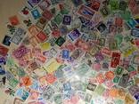 Интересный лот марок. 500 шт. photo 8