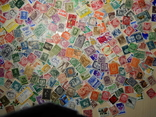 Интересный лот марок. 500 шт. photo 9