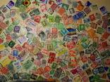 Интересный лот марок. 500 шт. photo 11