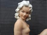 Статуэтка Девушка купальщица Германия photo 2