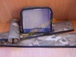 Каплезащитный чехол блок+штанга+ручка для Minelab X-Terra 30\34\305\50\54\505\70\74\705