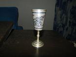 Рюмка серебро 875 пр (Кубачи)Дагестан