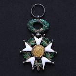 Орден Почетного Легиона 1870, Франция