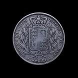 1 Крона 1845 Виктория, Великобритания
