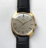 Золотые часы Omega 18K