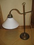 Настольна лампа старовинна ( робоча )
