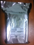 Жорсткий диск Toshiba 1TB 7200rpm 32MB DT01ACA100 3.5 SATA III