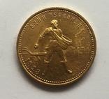 Червонец сеятель 1923 год РСФСР золото 8,6 грамм 900` photo 1