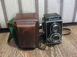 Фотоаппарат Flexaret Чехословакия