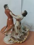 Статуэтка танцующая пара. Karl Ens.
