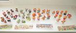 4 коллекции киндеров 40шт