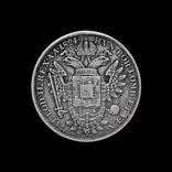 1/2 Скудо 1824, Австрия
