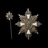Почетный Полевой Пехотный Знак С Миниатюрой тип 3, Германия
